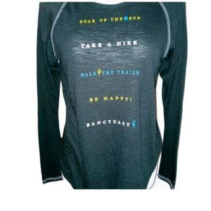 Black Long Sleeved Shirt by Gear 4 Sporting